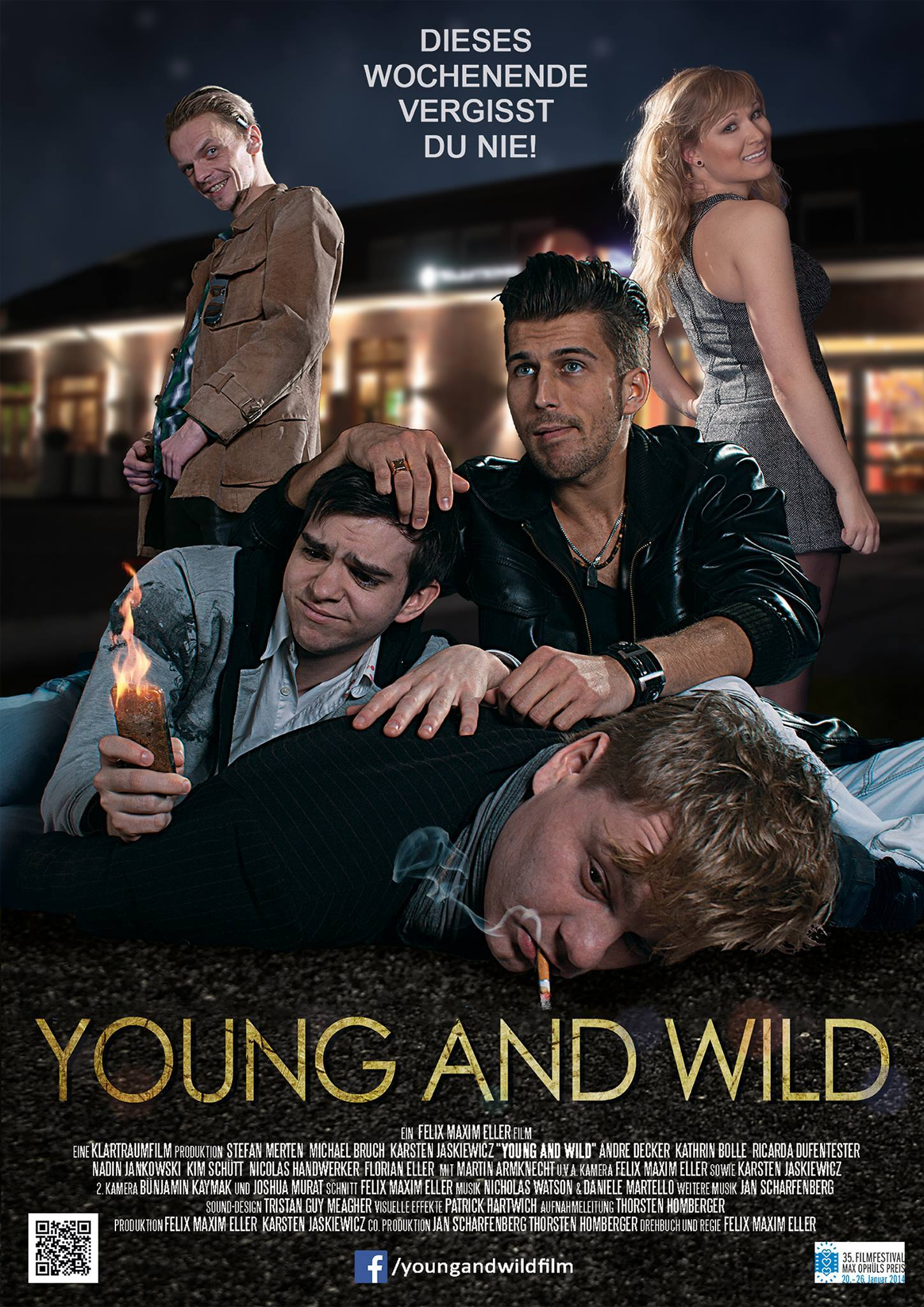 Young and wild prhoto